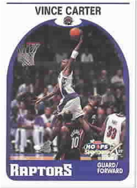 Gift Card Carters - vince carter cards