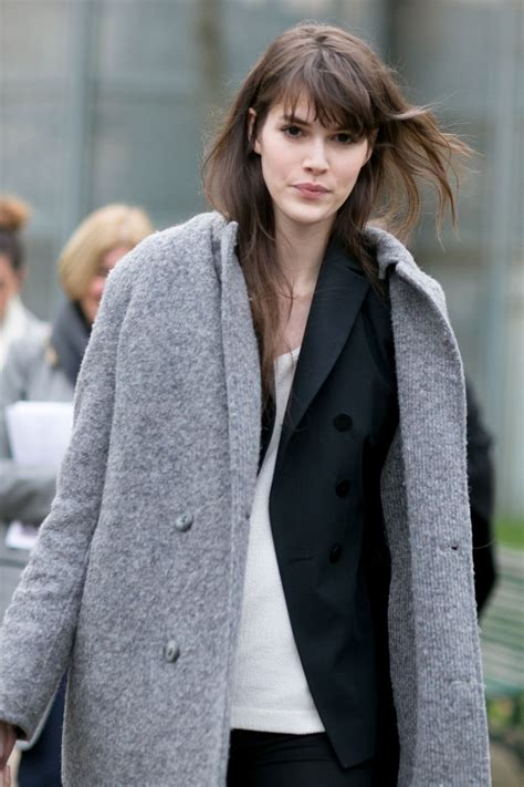 ladies hairstyle french style this is how french women really dress in winter fashion