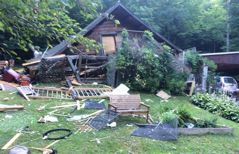 guilford house house explodes in guilford the chester telegraph