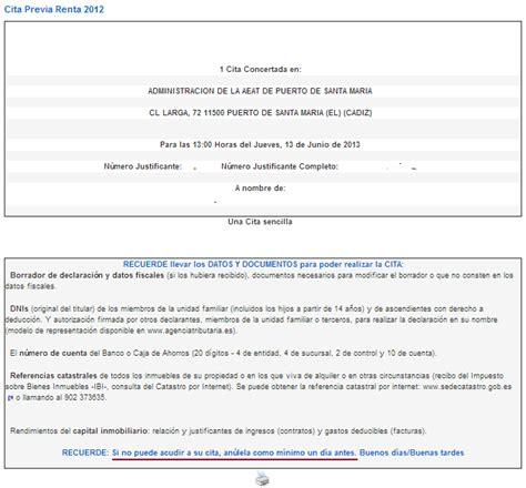 fliesenhersteller liste c 243 mo solicitar cita previa en la agencia tributaria