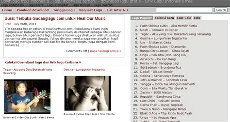 free download mp3 barat terbaru januari 2015 gudang lagu free mp3 lagu indonesia terbaru download