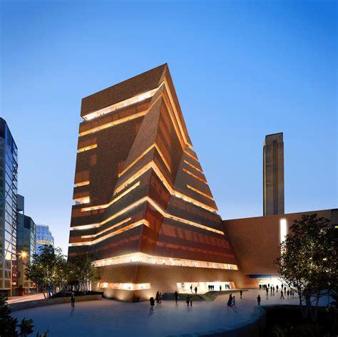 modern buildings artpulse magazine 187 news news world 187 tate transformation underway