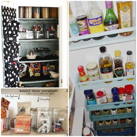 15 organization ideas for small pantries 15 more pantry organization ideas