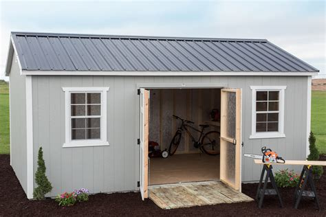 12x20 Storage Shed by 12x20 Storage Shed 12x20 Painted Shed Byler Barns