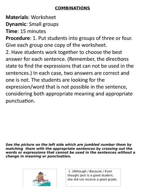 Adverb Clause Worksheet by 12 Free Adverb Clauses Worksheets