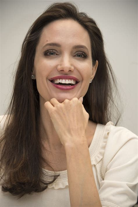 angelina jolie quot first they killed my father quot press grace hotel nyc jazmin grace grimaldi photos photos