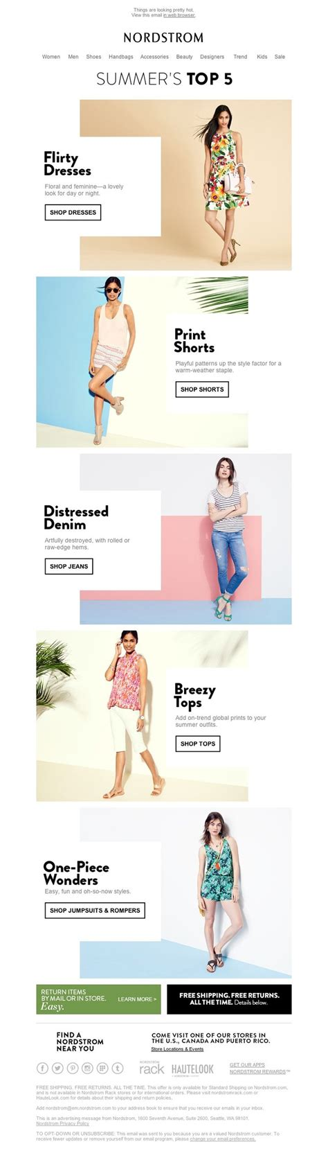1000 images about fashion email newsletters on newsletter design email design and 15 best ideas about newsletter design on email newsletter design email design and