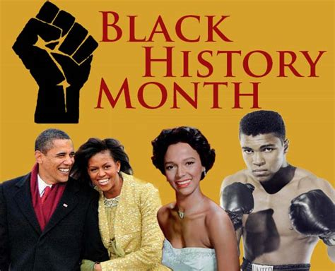 Happy Black History Month by Sheen Magazine Happy Black History Month