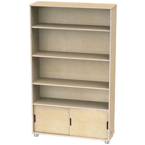 jonti craft 1725jc truemodern bookcase 60 quot h schoolsin