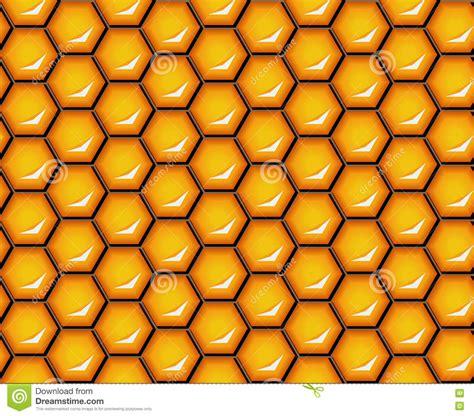 honeycomb seamless pattern royalty free vector image vector illustration seamless honeycomb background pattern shiny hexagonal cells honey comb