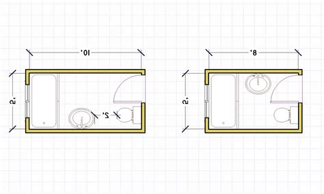 4 x 6 bathroom 5 x 6 bathroom plans exceptional 5x6 bathroom layout 4