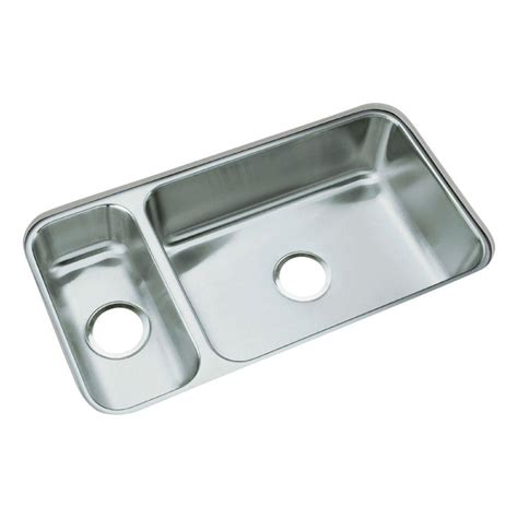 kohler sterling mcallister sink sterling mcallister undermount stainless steel 32 in