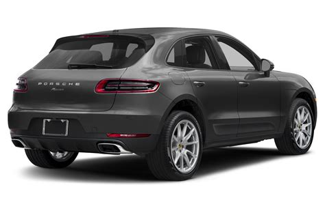 macan porsche 2018 2018 porsche macan price photos reviews safety