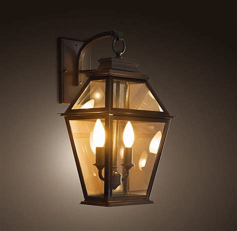 Restoration Hardware Outdoor Lights 40 Best Images About Yard Ideas On Wall Fountains Traditional Landscape And Garden