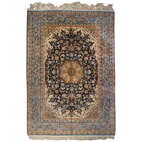 whimsical rug whimsical early 20th century isfahan rug for sale at 1stdibs