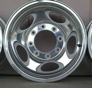8 Lug Aluminum Truck Wheels Ford F250 F350 8 Lug Truck Or Excersion Stock 16