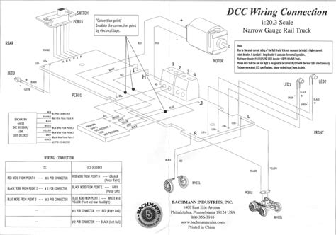 dcc wiring diagram for bachmann 2 6 0 wiring diagrams