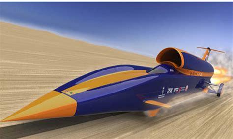 Schnellstes Auto Der Welt 2013 by Wordlesstech Bloodhound Supersonic Car For Landspeed