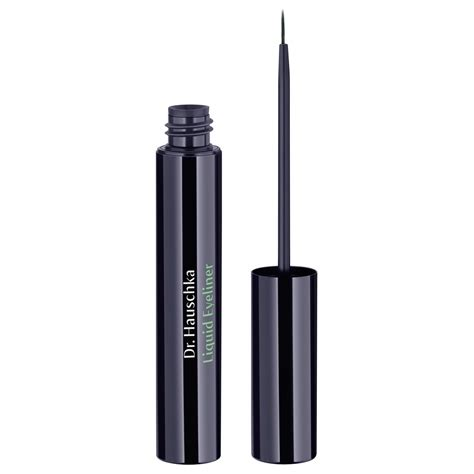 Eyeliner Liquid Zoya by Dr Hauschka Liquid Eyeliner 01 Black 4 Ml Jordklok Se