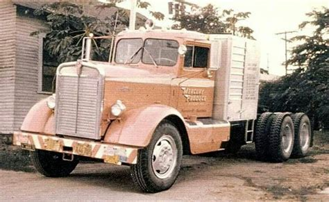 old kenworth trucks 242 best trucks with mercury sleepers images on pinterest