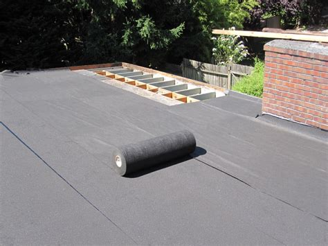 how pro roofing installs a flat roof with pvc single ply