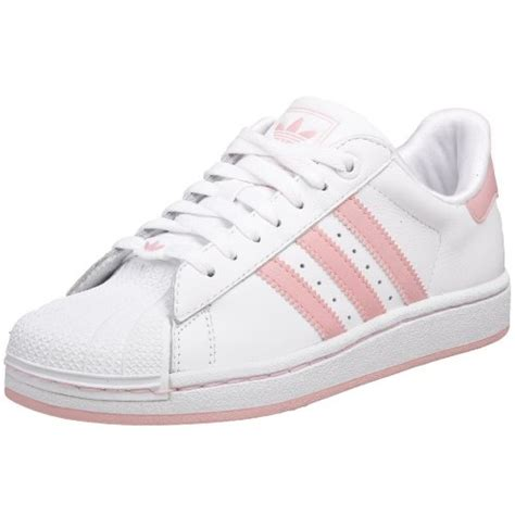 love  shell toes  pink  white pretty pink