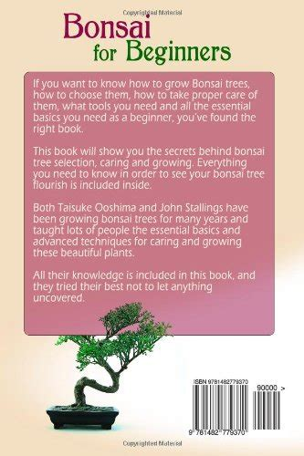 bonsai for beginners book your daily guide for bonsai tree care selection growing tools and