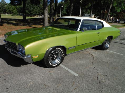 1971 buick skylark custom coupe for sale photos