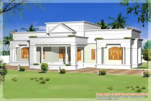 single story house designs single storey kerala house model with kerala house plans