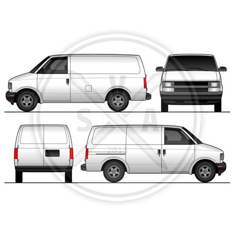 van wrap template agenda download free