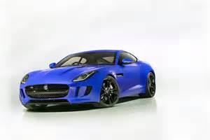 Blue Jaguar F Type Jaguar F Type Blue Wesharepics