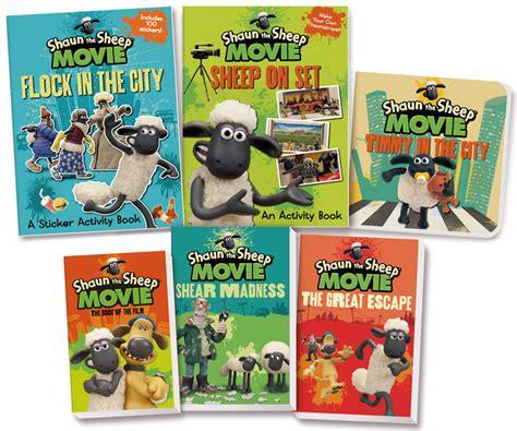 filme schauen shaun the sheep movie farmageddon get reading with shaun s movie books shaun the sheep