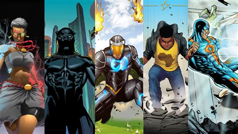 comic book pictures superheroes 6 comics to look out for