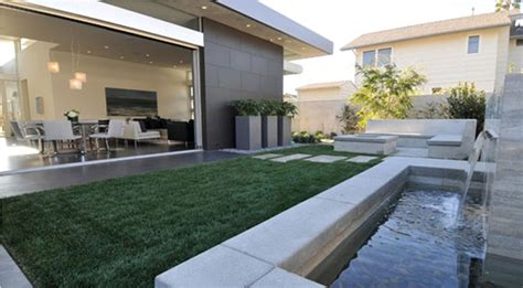 modern cool backyard ideas with pool design idea and