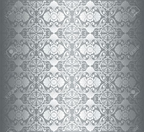 Vintage Silber by Vintage Silver Wallpaper Wallmaya