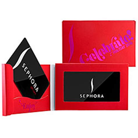 Where To Get Sephora Gift Card - 3 gift cards you d love in your stocking
