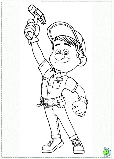 coloring pages wreck it ralph wreck it ralph coloring page coloring home