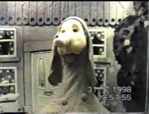 Humphrey Cushion Hickory House Childrens Tv Jedi S Paradise