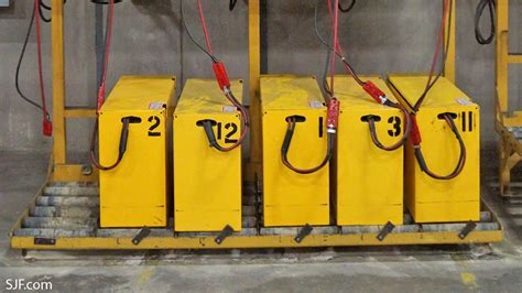forklift chargers used forklift batteries chargers sjf