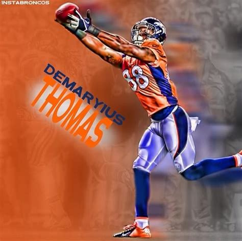 demaryius thomas tattoo 17 best images about quot broncos quot big big fan d on