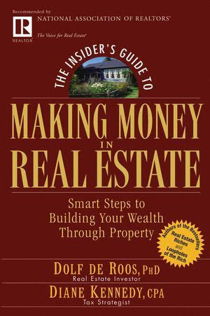 the inside guide to funding real estate investments how to get the money you need for the property you want books wiley the insider s guide to money in real estate