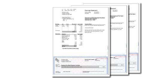 paystub templates home paycheck stub