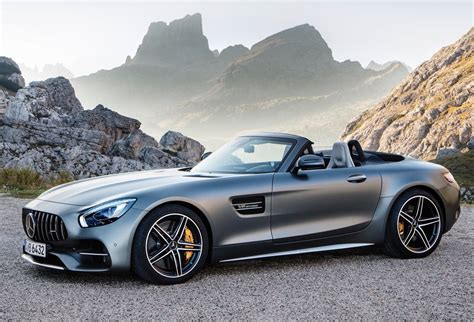 Mercedes Gt C Price by Top 5 Things To About The 2018 Mercedes Amg Gt C