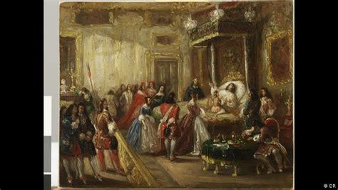 Schlafzimmer Ludwig Xiv by Adieu Louis S Royal Deaths All Media Content