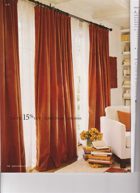 burnt orange velvet curtains 25 best ideas about velvet curtains on pinterest dusky