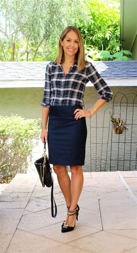 Rok Fashionable Cindia Navy Mini Skirt 1000 images about professional ladylike modest