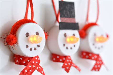 lights snowman tea light snowman ornaments
