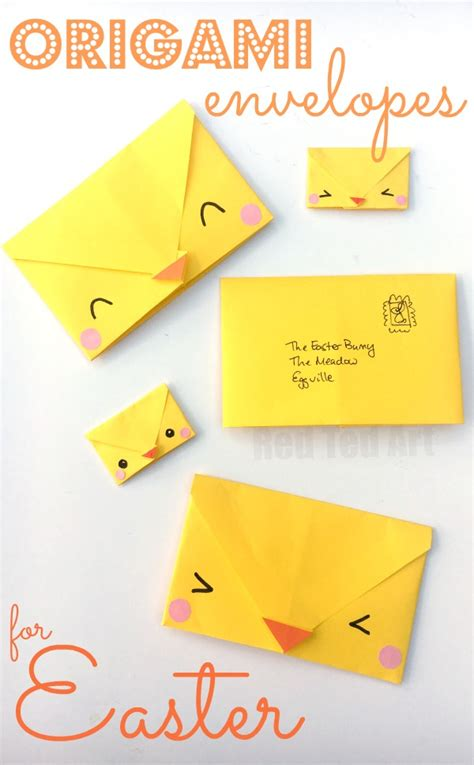 Small Origami Envelope - origami envelope paper crafts for ted