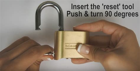 master reset tool k175 how to reset master lock no 175 and 176 master locks