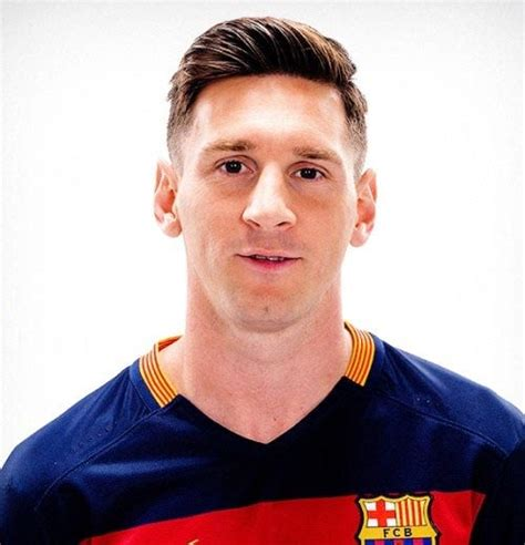 Messi New Hairstyle by Lionel Messi Hairstyle Hairstyles